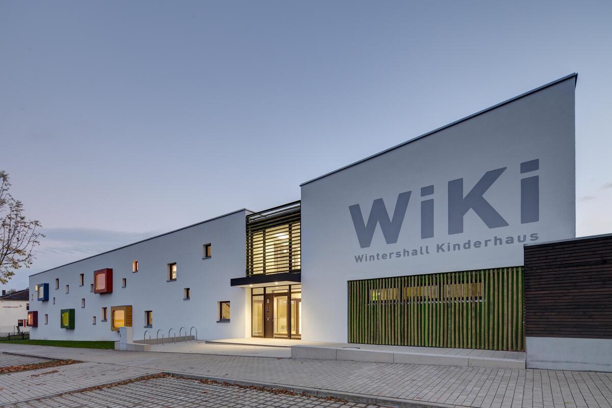 Architekten In Kassel kindertagesstätte wiki bildung projekte architekten