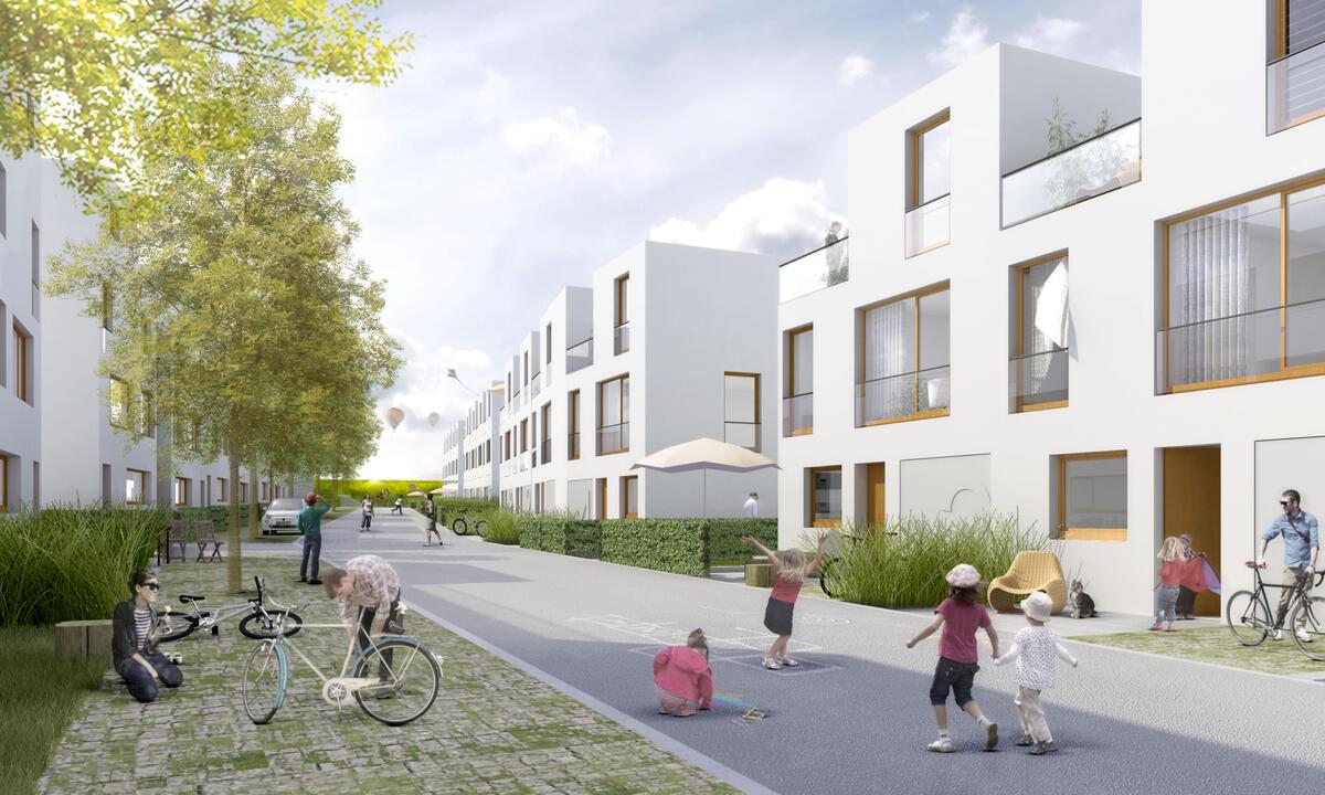 rahmenplan unterbach st dtebau projekte landschaftsplaner foundation 5 architekten bda. Black Bedroom Furniture Sets. Home Design Ideas